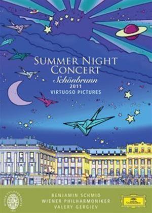 Rent Wiener Philharmoniker: Sommernachtskonzert 2011 Online DVD Rental