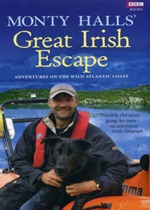 Rent Monty Halls' Great Irish Escape Online DVD Rental