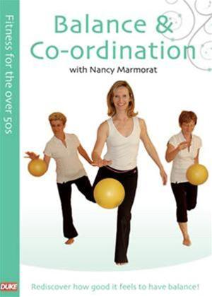 Rent Fitness for the Over 50s: Balance and Coordination Online DVD Rental