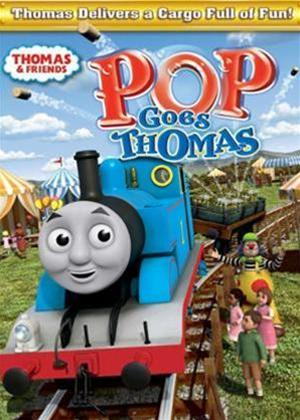 Rent Thomas and Friends: Pop Goes Thomas Online DVD Rental