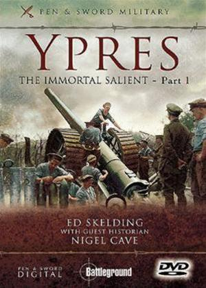 Rent Ypres: The Immortal Salient: Part 1 Online DVD Rental