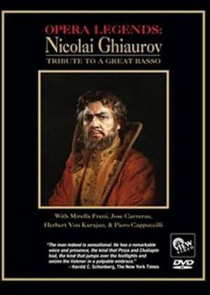 Rent Opera Legends: Nicolai Ghiaurov: Tribute to a Great Basso Online DVD Rental