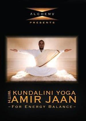 Rent Kundalini Yoga with Amir Jaan: For Energy Balance Online DVD Rental