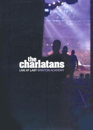 Rent The Charlatans Live Online DVD Rental