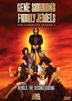 Rent Gene Simmons Family Jewels: Series 2 Online DVD Rental