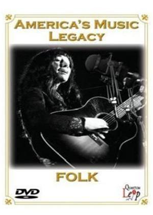 Rent America's Music Legacy: Folk Online DVD Rental