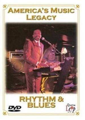 Rent America's Music Legacy: Rhythm and Blues Online DVD Rental