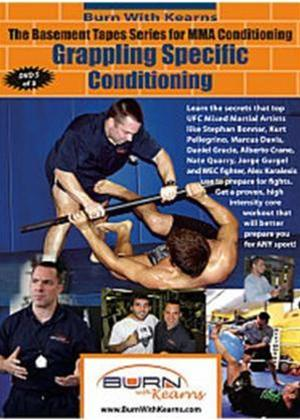 Rent Basement Tapes Series for Mma Conditioning Grappling Specific Conditioning Online DVD Rental