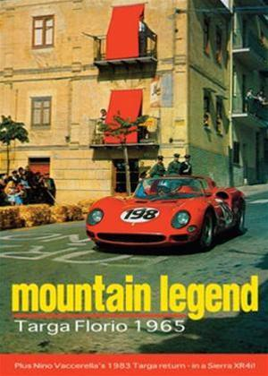 Rent Mountain Legend: Targa Florio 1965 Online DVD Rental