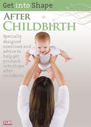Rent Get Your Figure Back After Childbirth Online DVD Rental