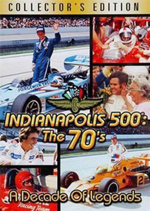 Rent Indianapolis 500: The 70s Online DVD Rental