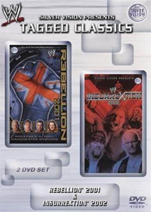 Rent Rebellion 2001 / Insurrextion 2002 Online DVD Rental