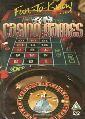 Rent Casino Games Online DVD Rental