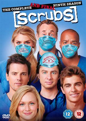 Rent Scrubs: Series 9 Online DVD Rental