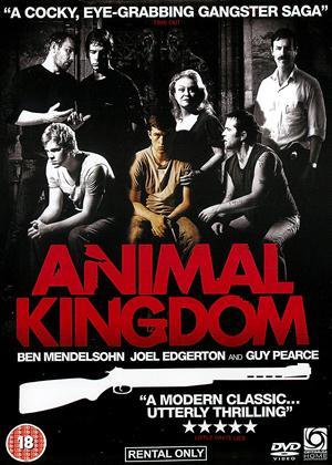 Rent Animal Kingdom Online DVD & Blu-ray Rental