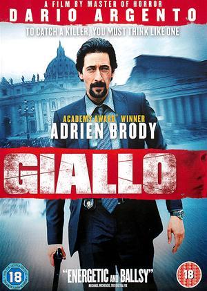 Rent Giallo Online DVD Rental