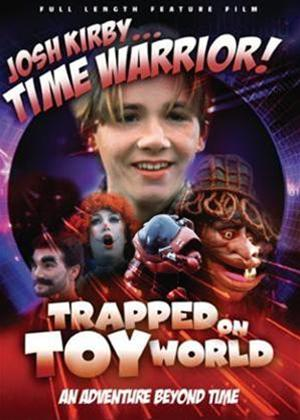 Rent Josk Kirby-Time Warrior: Trapped on Toyworld Online DVD Rental