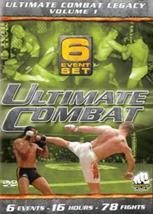 Rent Ultimate Combat Legacy: Vol.1 Online DVD Rental