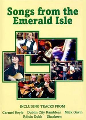 Rent Songs from the Emerald Isle Online DVD Rental