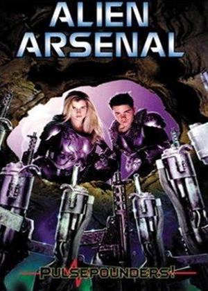 Rent Alien Arsenal Online DVD Rental
