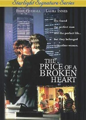 Rent Price of a Broken Heart Online DVD Rental