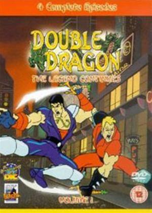 Rent Double Dragon: Vol.1 Online DVD Rental