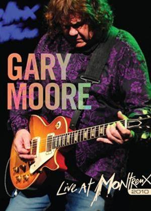 Rent Gary Moore: Live at Montreux 2010 Online DVD Rental