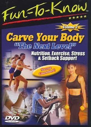 Rent Carve Your Body: Vol.2 Online DVD Rental