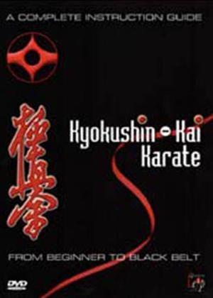 Rent Kyokushin: Kai Karate Online DVD Rental