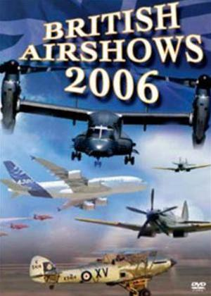 Rent British Airshows 2006 Online DVD Rental