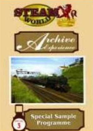 Rent Steam World Archive Experience: Vol.3 Online DVD Rental