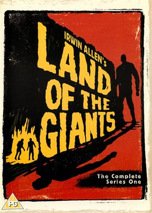 Rent Land of the Giants: Series 1 Online DVD Rental