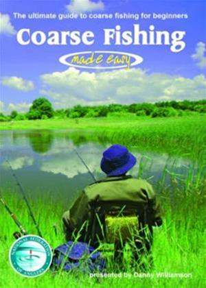 Rent Coarse Fishing Made Easy Online DVD Rental