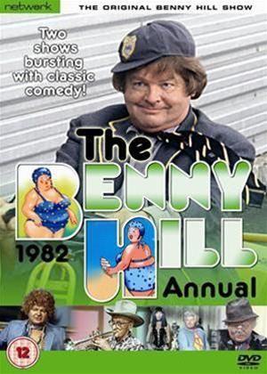 Rent The Benny Hill Annual 1982 Online DVD Rental