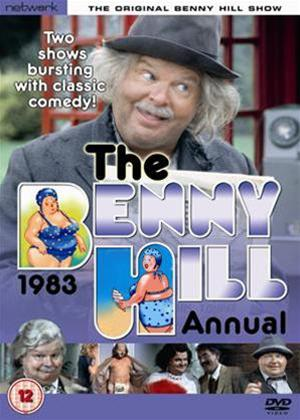 Rent The Benny Hill Annual 1983 Online DVD Rental