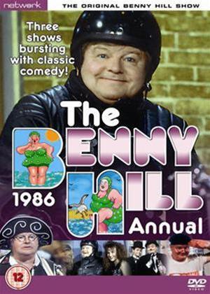 Rent Benny Hill Annuals 1986 Online DVD Rental