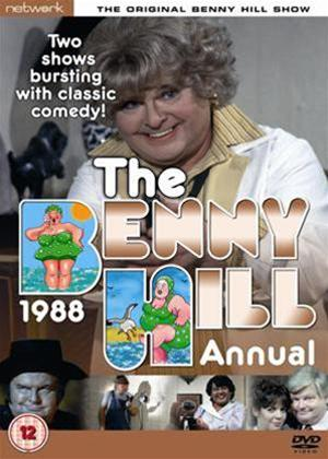 Rent Benny Hill Annuals 1988 Online DVD Rental