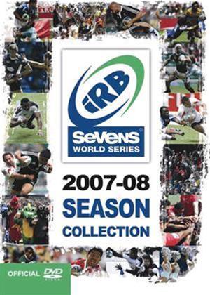 Rent Rugby Sevens 2007 / 2008 Online DVD Rental