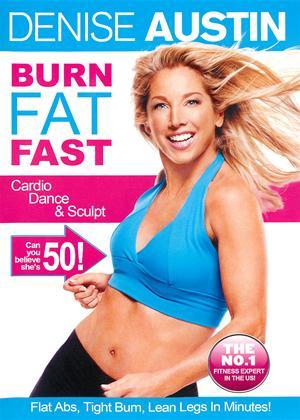 Rent Denise Austin: Burn Fat Fast Online DVD & Blu-ray Rental