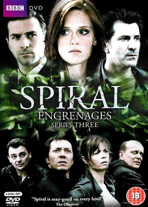 Rent Spiral: Series 3 Online DVD Rental
