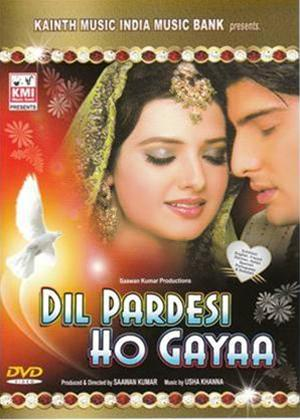 Rent Dil Pardesi Ho Gayaa Online DVD Rental