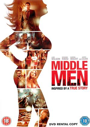 Middle Men Online DVD Rental