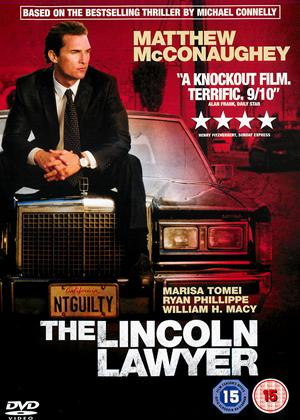 Rent The Lincoln Lawyer Online DVD & Blu-ray Rental