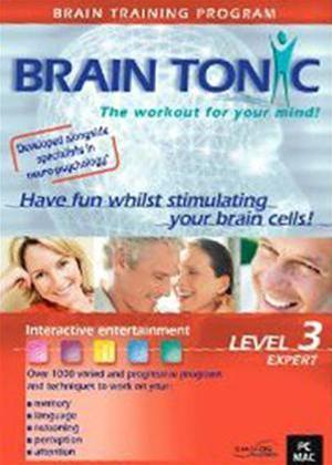 Rent Brain Tonic: Level 3 Expert Online DVD Rental