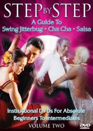 Rent Step by Step: Vol.2: A Guide to Cha Cha, Swing Jitterbug and Salsa Online DVD Rental