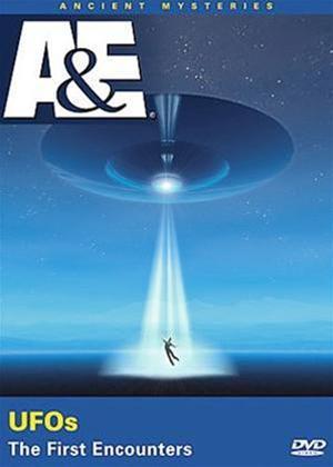 Rent UFO Diaries: First Encounters Online DVD Rental