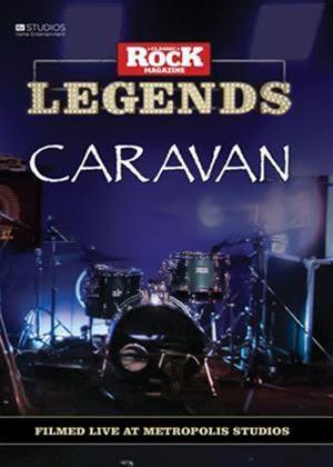 Rent Classic Rock Legends: Caravan Online DVD Rental