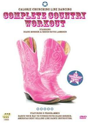 Rent Complete Country Workout Online DVD Rental
