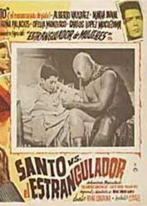 Rent Santo Vs the Stranger (aka Santo vs el estrangulador) Online DVD Rental