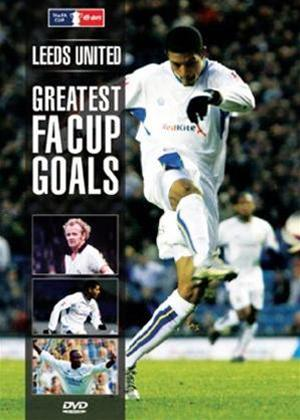 Rent Leeds United FC: Greatest FA Cup Goals Online DVD Rental